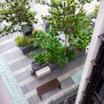 Himmelsgärten im Herzen der Stadt